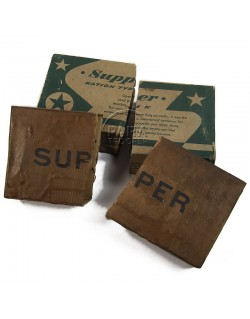 Ration K, Supper, 1944