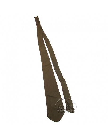 Necktie, US Army chocolate
