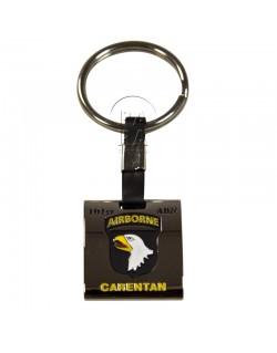 Key chain, 101st Airborne Division (Carentan)