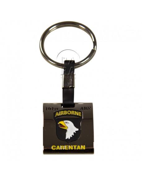 Porte-clés 101e Airborne Division, carré