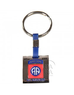 Key chain, 82nd Airborne Division