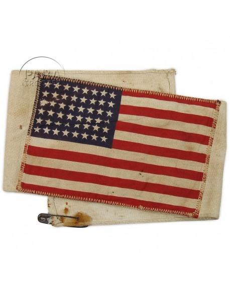 Brassard d'invasion US, coton