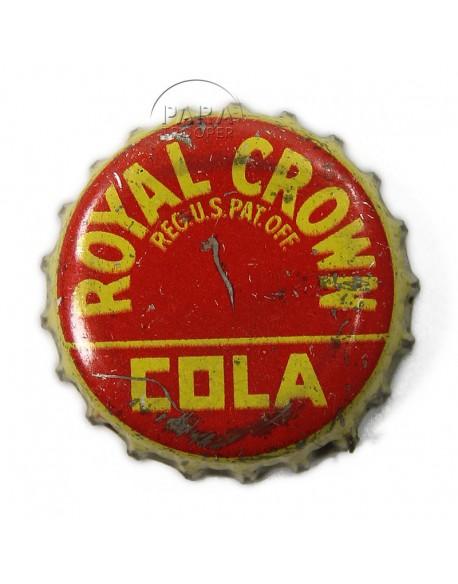 Capsule de bouteille Royal Crown