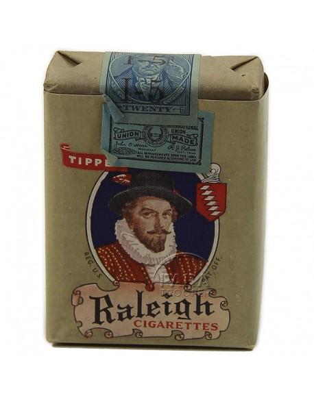 Paquet de cigarettes Raleigh