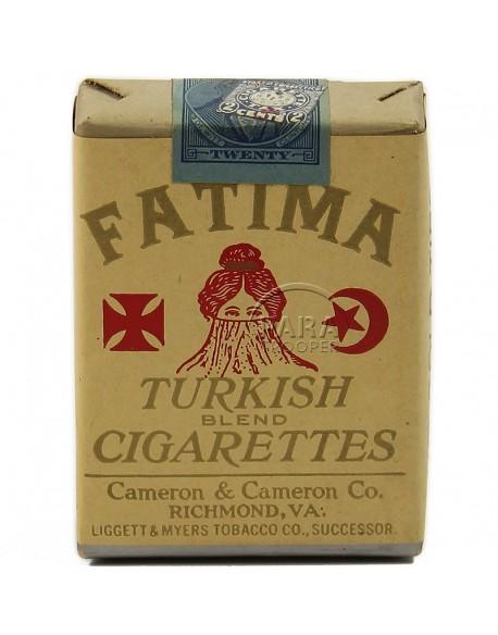 Paquet de cigarettes Fatima