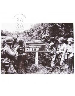 Postcard Carentan