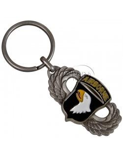 Porte-clés, brevet, 101e Airborne Division