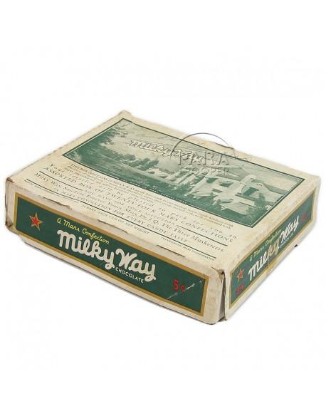 Cardbox, Milky Way