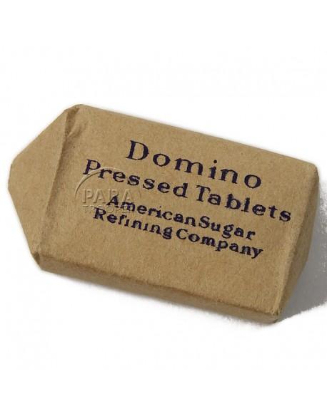 Domino, sugar