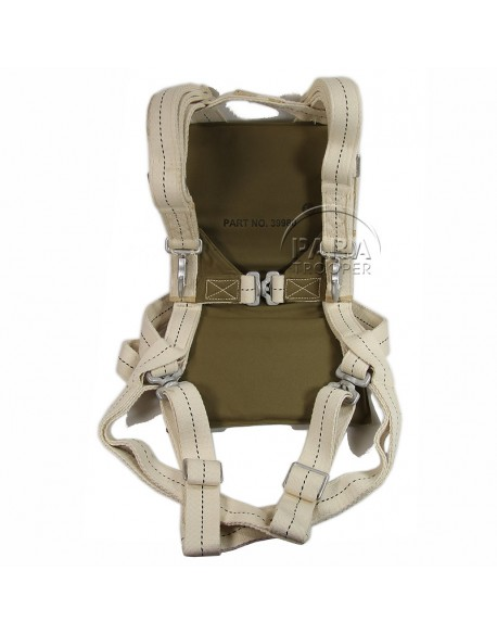 Harness, Quick Attachable Chest, Type A-3