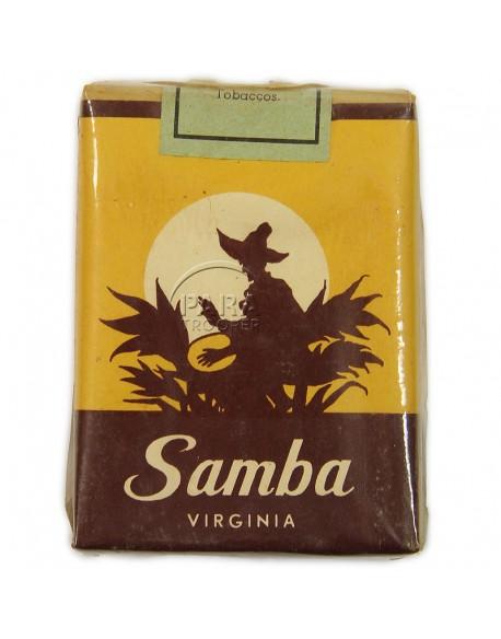 Cigarettes, Samba, pack