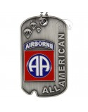 Tag, Identity, 82nd Airborne Division