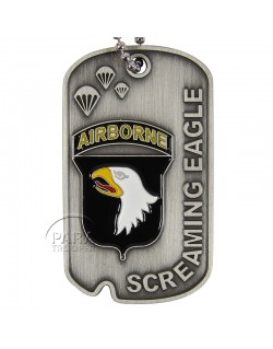 Tag, Identity, D-Day, 101st Airborne