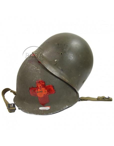 Helmet, M1, Medic, 5-crosses