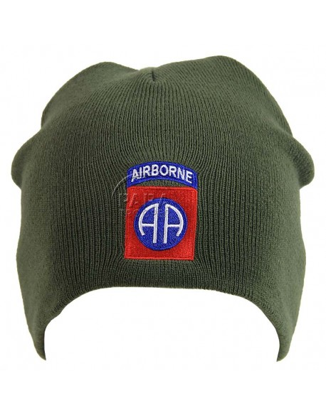 Cap, Wool, 82nd Airborne Division
