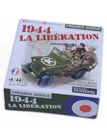 Jeu Premier Arrivé: 1944 La libération