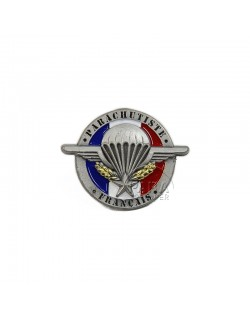 Pin's, French Parachutist