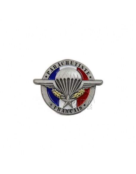 Pin's Parachutiste Français