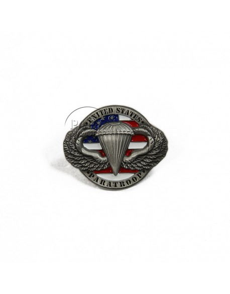 Pin's US Army Paratroops