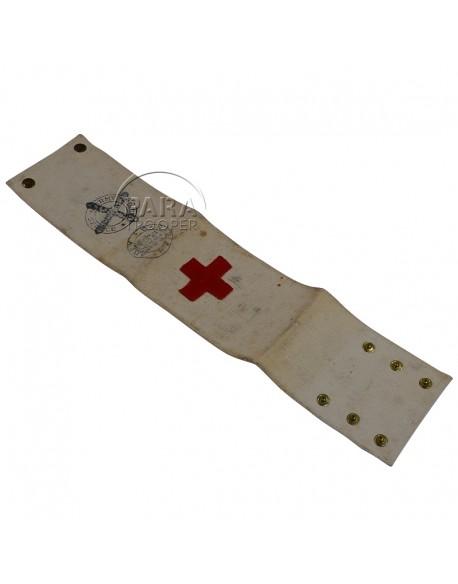 Armband, Medical, Canadian, Army Medical Service
