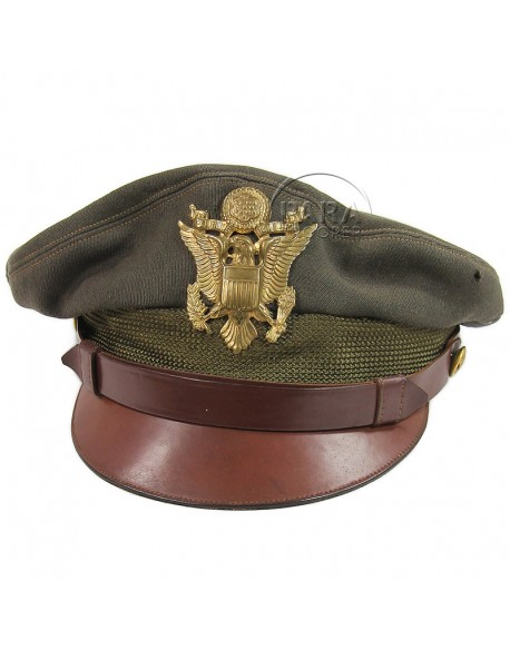Casquette USAAF, 50 missions, Flight-Weight
