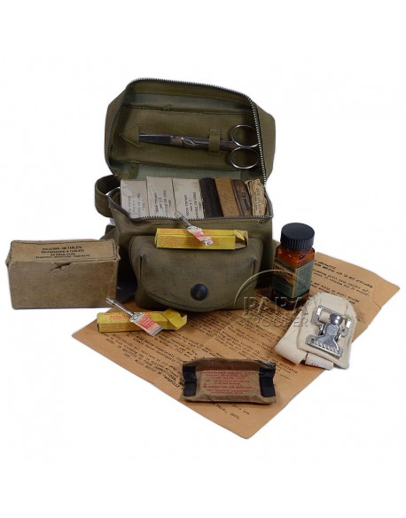 Kit, First Aid, Aeronautical, complet