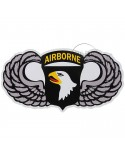 Autocollant 101e Airborne, Ailé