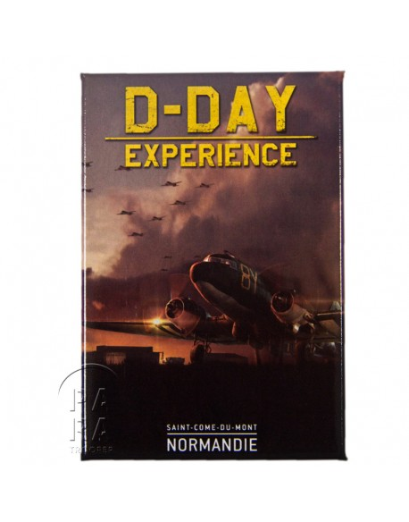 Magnet D-Day Experience, airfield