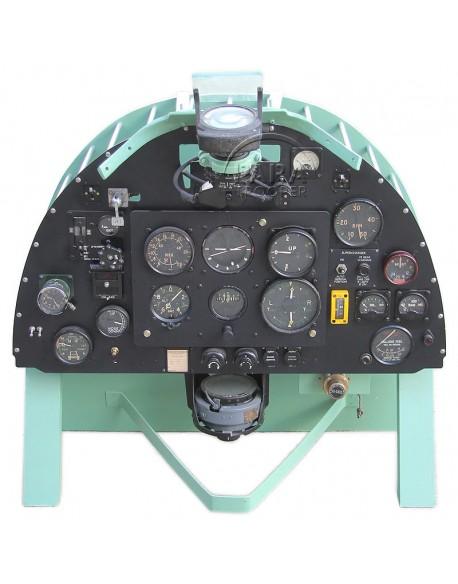 Tableau de bord de Spitfire