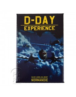 Magnet D-Day Experience, en vol