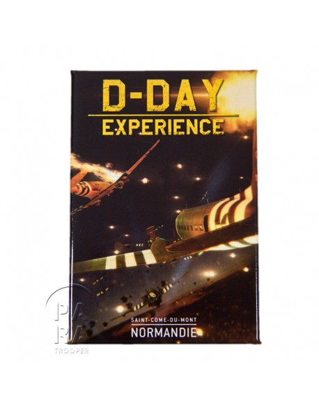 Magnet D-Day Experience, flak