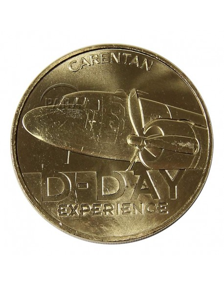 Monnaie de Paris, D-Day Experience - Carentan (2018)
