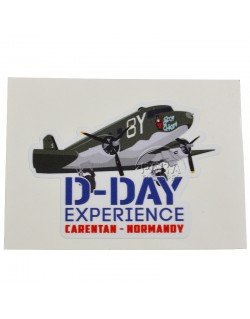 Autocollant, D-Day Experience