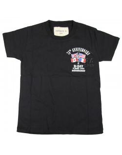 T-Shirt officiel du 75e Anniversaire du Débarquement, enfant