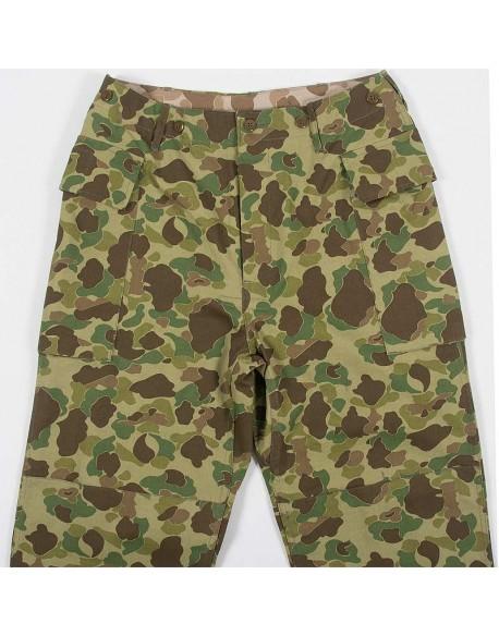 Pantalon HBT US Army camouflé