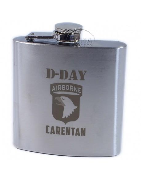 Flask, 101st Airborne, Carentan