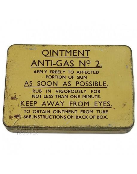 Box, Ointment, N°2, 1940