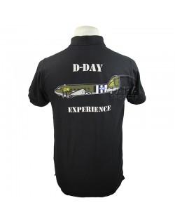 Polo noir, D-Day Experience, Carentan