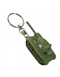 Key chain, Tank