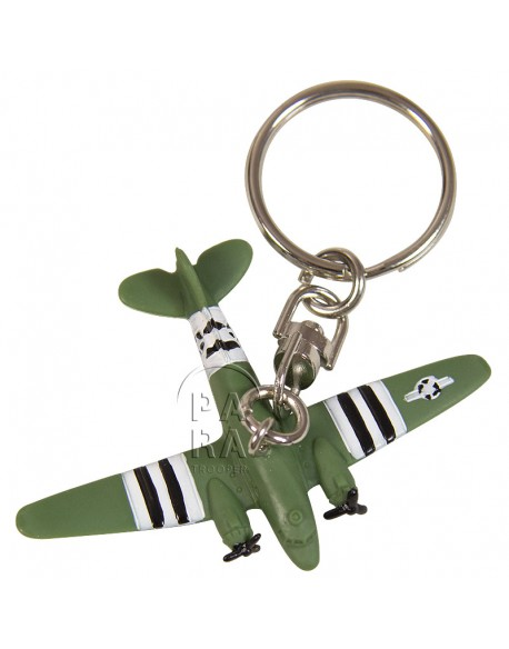 Key chain, US paratroop