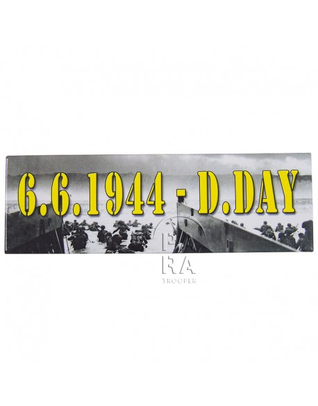 Magnet 6.6.1944 - D.DAY