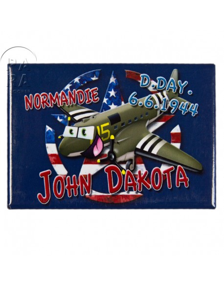 Magnet, D-Day - Eisenhower