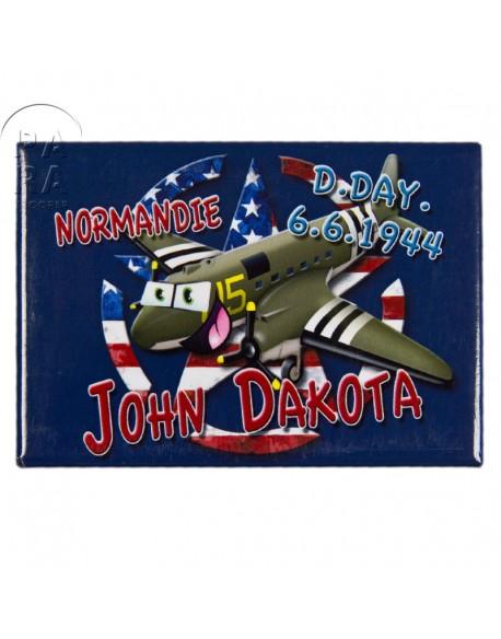 Magnet, John Dakota