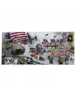 Magnet, D.DAY 6.6.1944 Normandy