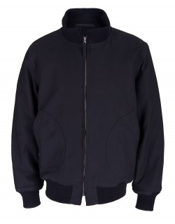 Jacket, Zip, Deck, US Navy, USA Import