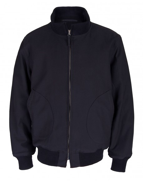 Blouson de pont, US Navy, zip, Made in USA