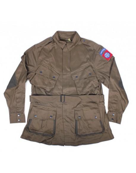 Jacket, Parachutist, M-1942, reinforced