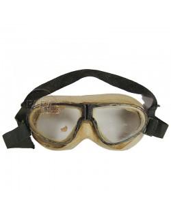 Goggles, Resistal