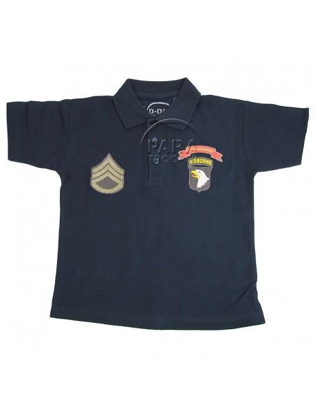 Polo Staff/Sergeant, 101e Airborne, enfant