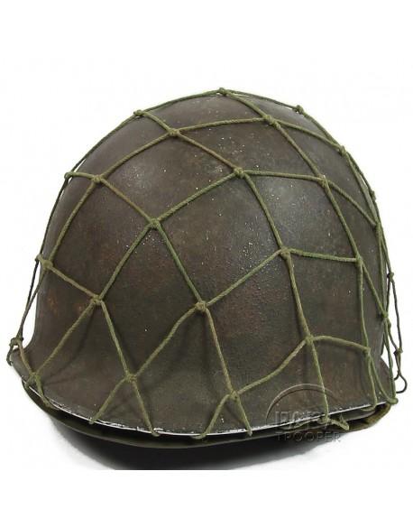 Net helmet, large mesh